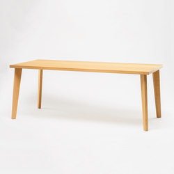 Wood Me Table | Tables de restaurant | De Vorm