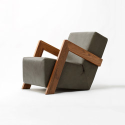 Daddy's Chair | Loungesessel | De Vorm