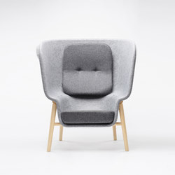Pod Privacy Chair | Loungesessel | De Vorm