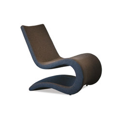Flow | Lounge chairs | B&T Design
