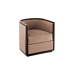 Waldorf 4602 Armchair | Lounge chairs | F.LLi BOFFI