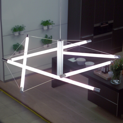 Light Structure T5 pendant | Iluminación general | Archxx