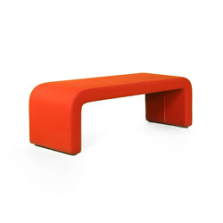Moby | Waiting area benches | B&T Design