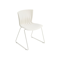 Ripple Chair | Visitors chairs / Side chairs | Paustian