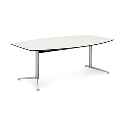Spinal Table boatshape | Dining tables | Paustian