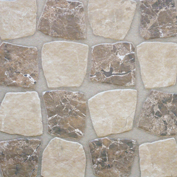 Marmol emperador-marron beige mix | Ceramic tiles | Oset