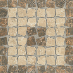 Marmol emperador- deco 2 | Baldosas de suelo | Oset