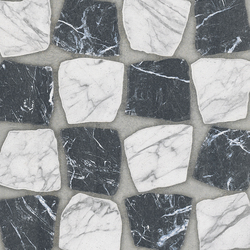 Marmol marquina mix | Tiles | Oset
