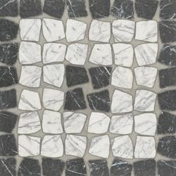 Marmol marquina deco 2 | Außenfliesen | Oset