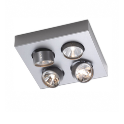 wi ab 125 4q | Ceiling-mounted spotlights | Mawa Design