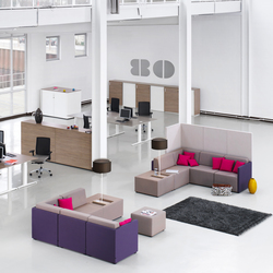 NET.WORK.PLACE | Lounge sofas | König+Neurath