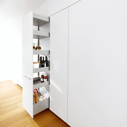 bulthaup b3 pull-out larder tall unit | Kitchen furniture | bulthaup