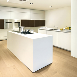 bulthaup b3 monoblock in laminate | Fitted kitchens | bulthaup