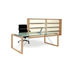 Eria Desk & Cabinet | Scrivanie individuali | ARIDI