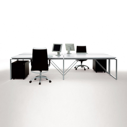 Aire Workstation | Desking systems | ARIDI