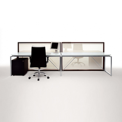 Aire Workstation | Table dividers | ARIDI