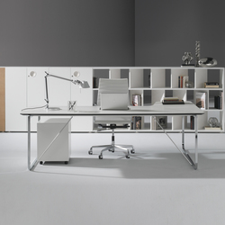 K2 I K3 Executive Desk | Einzeltische | ARIDI