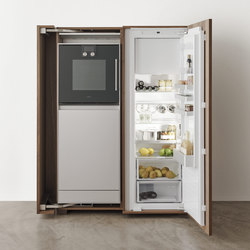 b2 appliance housing cabinet | Armoires de cuisine | bulthaup