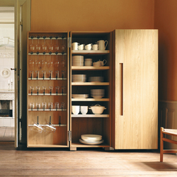 high end kitchen furniture kitchens on architonic. Black Bedroom Furniture Sets. Home Design Ideas
