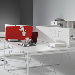 K2 I K3  Workstation with screens | Tischpaneele | ARIDI