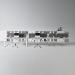 K2 I K3 Workstation | Table dividers | ARIDI