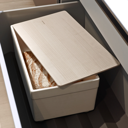 Bread crock | Kitchen accessories | bulthaup