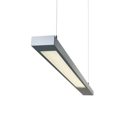 wi pr Büro 02 | Pendant strip lights | Mawa Design