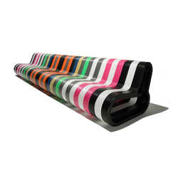 Q-Couch | Modular seating elements | MOVISI