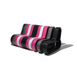 Q-Couch | Bancs d'attente | MOVISI