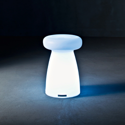 Porcino Light | Multipurpose stools | Serralunga