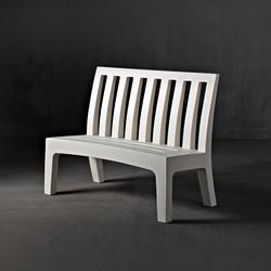 Romeo | Garden benches | Serralunga