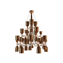 Copacabana Queen gr Suspension lamp | General lighting | Metalarte