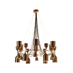 Copacabana Queen pe Suspension lamp | General lighting | Metalarte