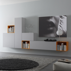 Cubo | Wall storage systems | Sudbrock