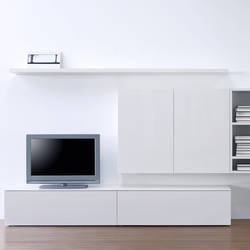 Cubo Plus | Wall storage systems | Sudbrock