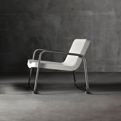 Time Out armchair | Sessel | Serralunga