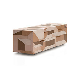 Inlay Chest of drawers | Credenze | PORRO