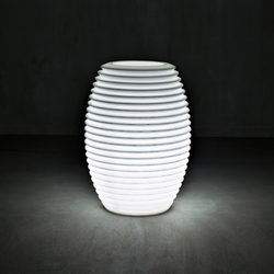 Top Pot Hard Light | Flowerpots / Planters | Serralunga