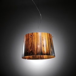 Woody suspension | Suspended lights | Slamp