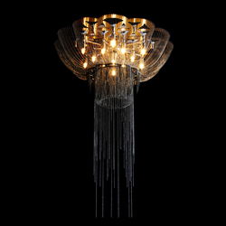 Flower of Life - 700 - ceiling mounted | Lampade a soffitto | Willowlamp