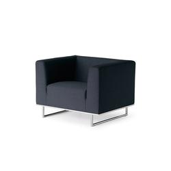 Saffron lounge | Poltrone lounge | Fantoni