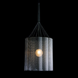Scalloped Cropped 400 Pendant Lamp | Suspended lights | Willowlamp