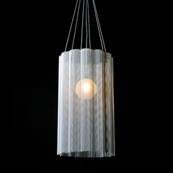 Scalloped Cropped 280 Pendant Lamp | General lighting | Willowlamp