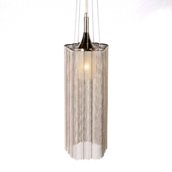 Scalloped Cropped 150 Pendant Lamp | General lighting | Willowlamp