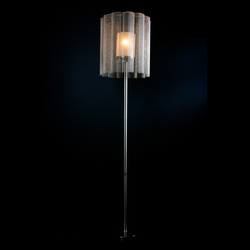 Scalloped Cropped 400 Standing Lamp | General lighting | Willowlamp