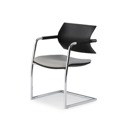 Vanilla hospitality | Visitors chairs / Side chairs | Fantoni