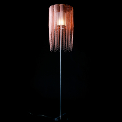 Scalloped Looped 400 Standing Lamp | Éclairage général | Willowlamp