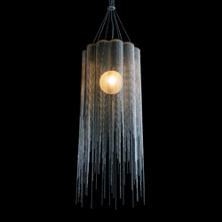 Scalloped Willow 280 Pendant Lamp | Suspended lights | Willowlamp