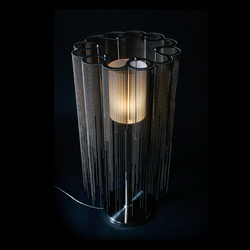 Scalloped Willow 400 Table Lamp | General lighting | Willowlamp