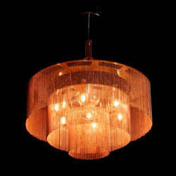 3-Tier - 500 - suspended | Suspended lights | Willowlamp